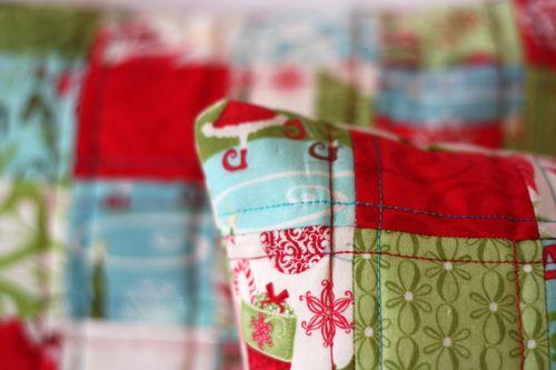 12 days of christmas pillows