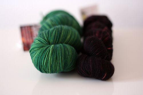 Yarn for shawls
