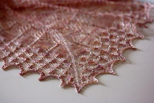 Desdemona shawl