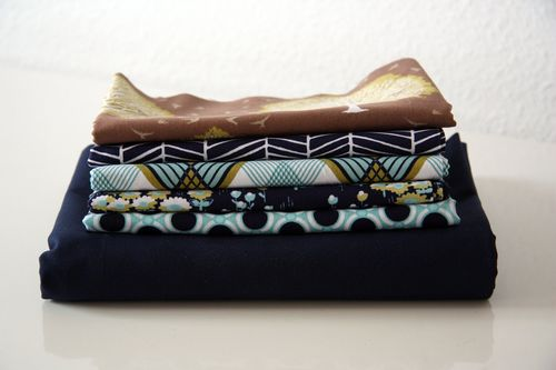 Fabric for colourbrick