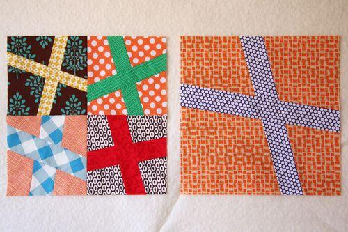 Wonky crosses