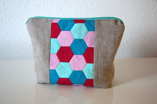 Hexie pouch